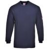 Огнестойкое антистатическое термобелье, футболка с длинным рукавом FR11